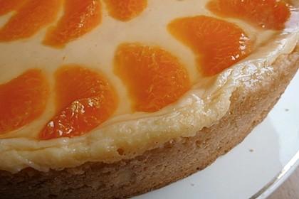 Schmand - Pudding - Mandarinen - Torte 25
