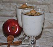 Joghurt - Amarettini - Dessert (Bild)