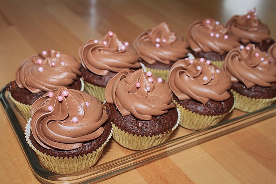 Cupcake creme rezept mit sahne