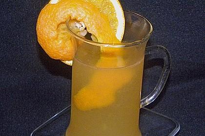 Orangen - Gewürz - Sirup 4