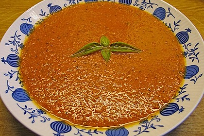 Friedhelms Tomatensuppe