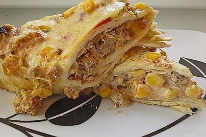Enchiladas nach Utes Art