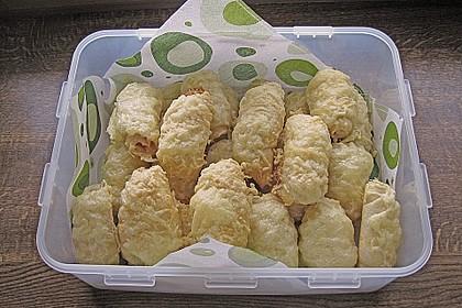 Schinken - Käse - Stangen