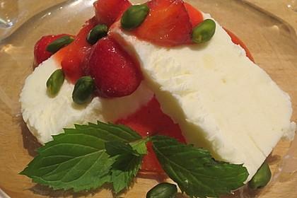 Zitronen Frozen Joghurt - Eis 5