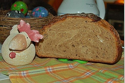 Rustikales Brot im Bräter 102
