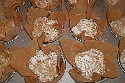 Rustikales Brot im Bräter 129