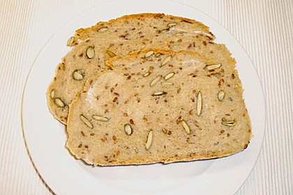 Rustikales Brot im Bräter 145