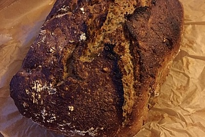 Rustikales Brot im Bräter 127