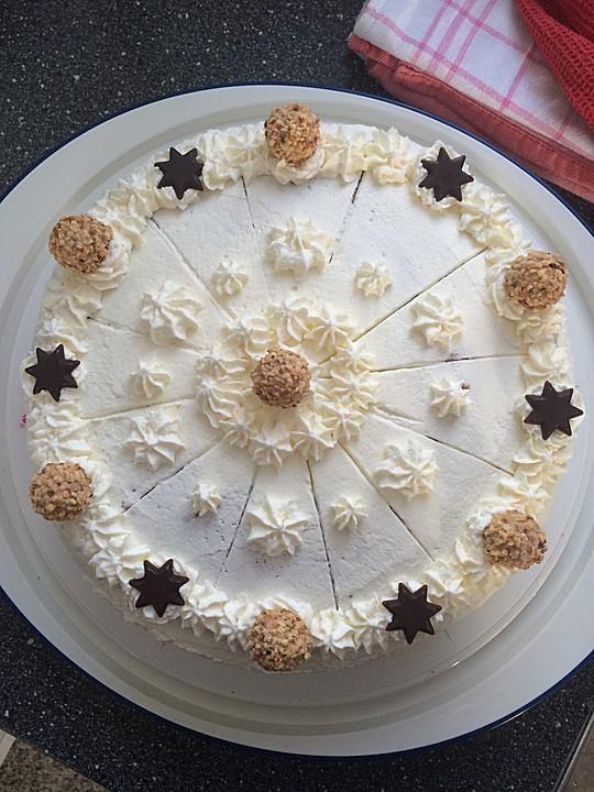 Giotto - Torte - Ein beliebtes Rezept | Chefkoch  Giotto - Torte ...