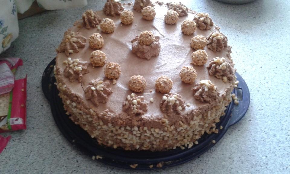 Giotto Torte Ein Beliebtes Rezept Chefkoch De