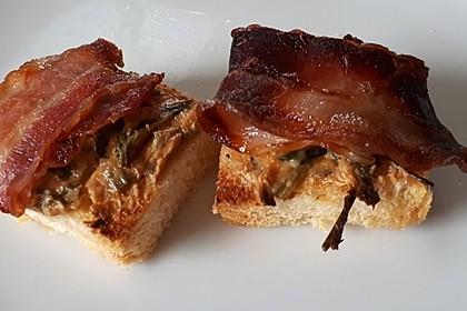 Bacon-Tomaten-Frischkäsehäppchen 24