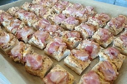 Bacon-Tomaten-Frischkäsehäppchen 17