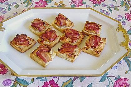 Bacon-Tomaten-Frischkäsehäppchen 33