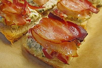 Bacon-Tomaten-Frischkäsehäppchen 2