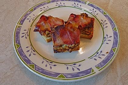Bacon-Tomaten-Frischkäsehäppchen 28