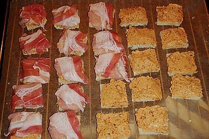 Bacon-Tomaten-Frischkäsehäppchen 47