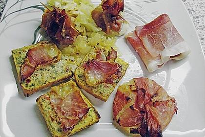 Bacon-Tomaten-Frischkäsehäppchen 29
