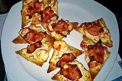 Bacon-Tomaten-Frischkäsehäppchen 51