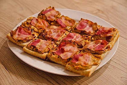 Bacon-Tomaten-Frischkäsehäppchen 10