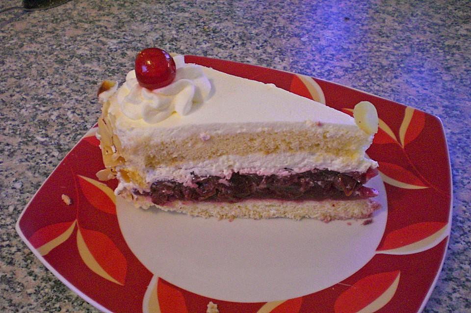 Kirsch Mandel Torte Von Naschkatzerl85 Chefkoch De