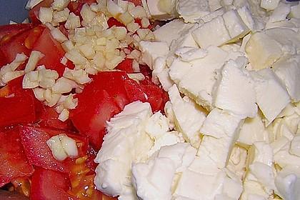 Vegetarisch gefüllte Paprikaschoten 8