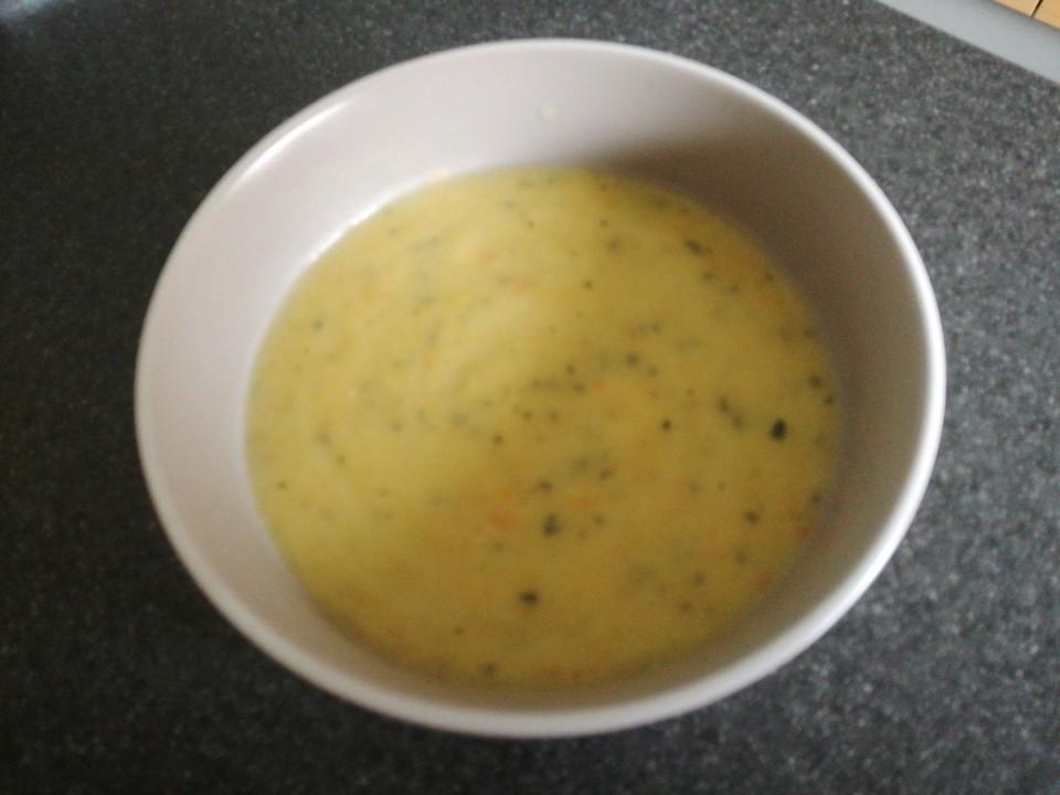 Kürbis Zucchini Suppe Von Marionline Chefkoch