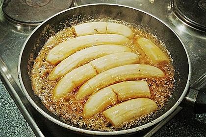 Gebackene Kokos - Banane 18