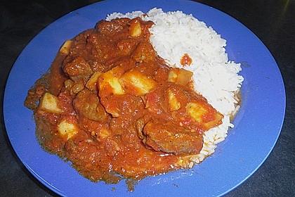 mangobears afrikanisches Gulasch mit Mangos 2