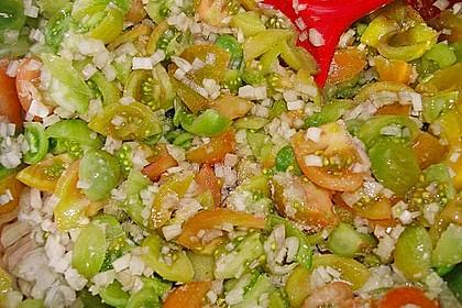 Grünes Tomatenchutney mit Datteln 5