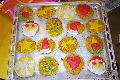 Apfel - Mandel Zimtmuffins