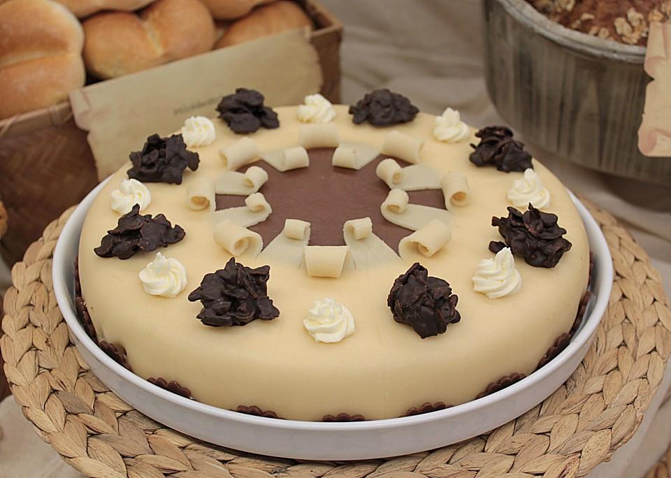 Eikos Buttercreme Marzipan Torte