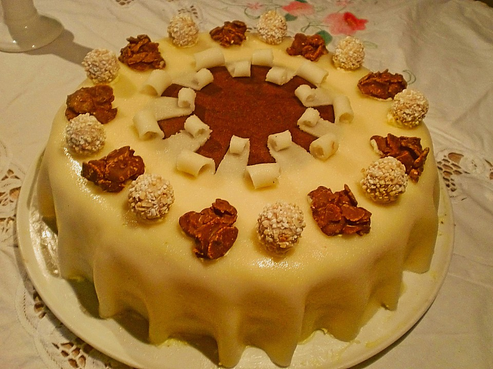 Eikos Buttercreme Marzipan Torte Von Eik0 Chefkoch De