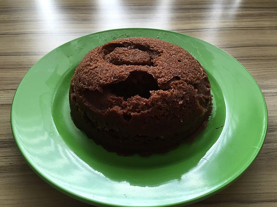 Mikrowellenkuchen Von Marolber Chefkoch De