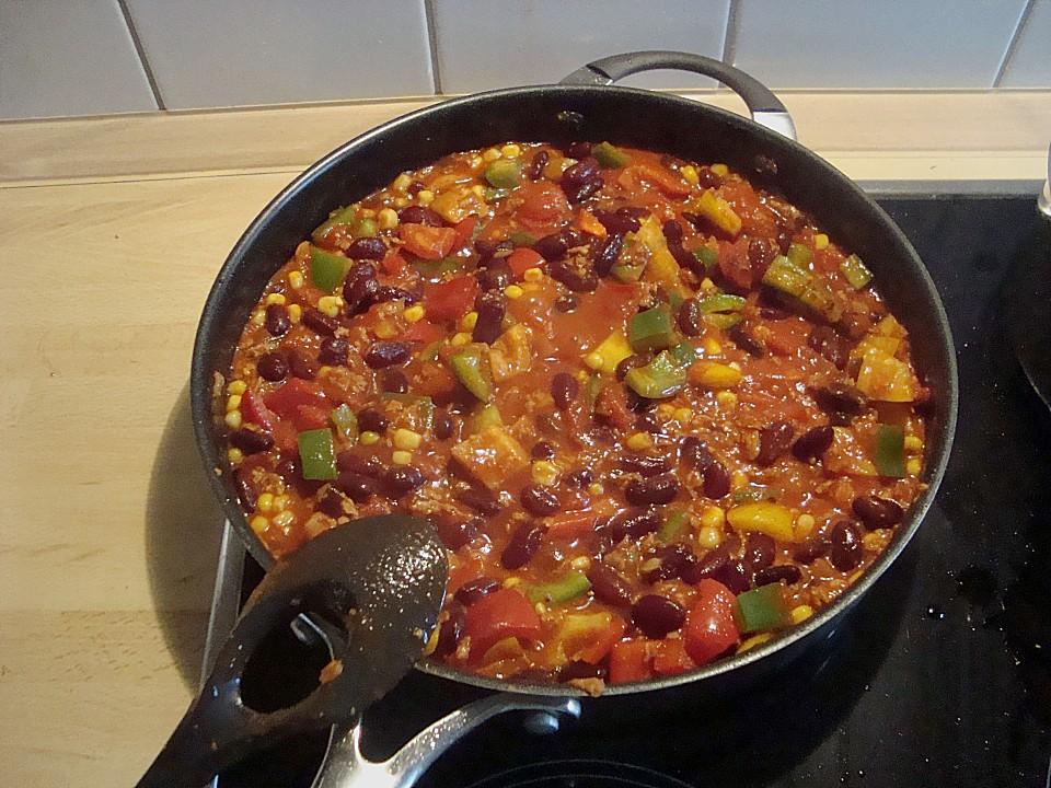 Vegetarisches Chili Von Sandra Ko Chefkoch