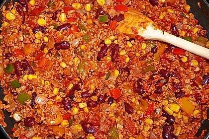Vegetarisches Chili 3