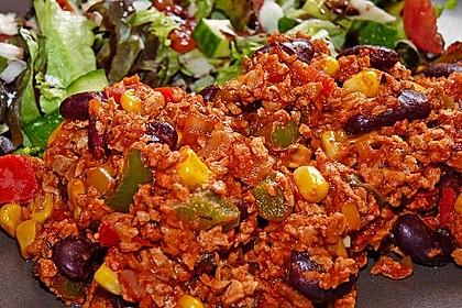 Vegetarisches Chili 1