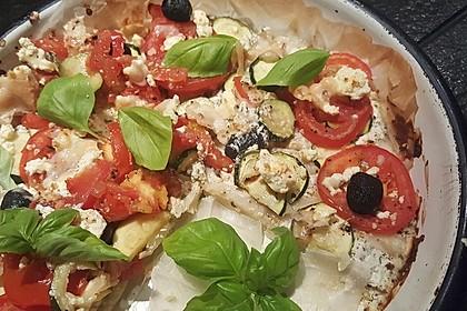 Schneller Tomatenkuchen 1