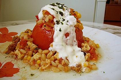 Gefüllte Tomaten 'Thuna'