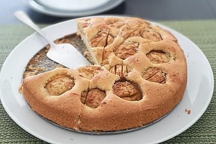 Megaleckerer Apfelkuchen nach Tante Uschi (Bild)