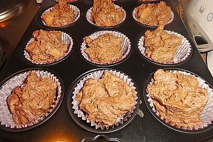 Russische Rum - Apfel Muffins 2