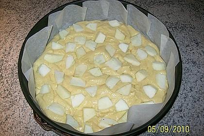 Apfel - Schmand Kuchen 5