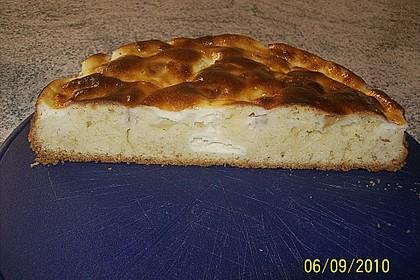 Apfel - Schmand Kuchen 2