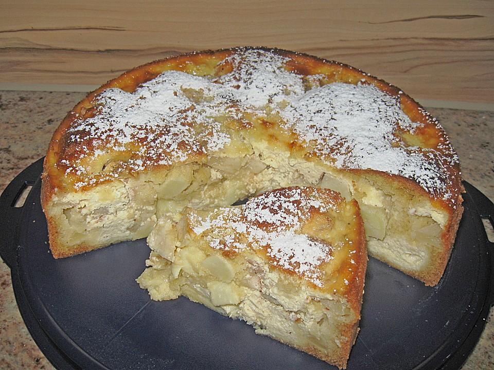 Apfel Schmand Kuchen Von Ladymadonna1982 Chefkoch De