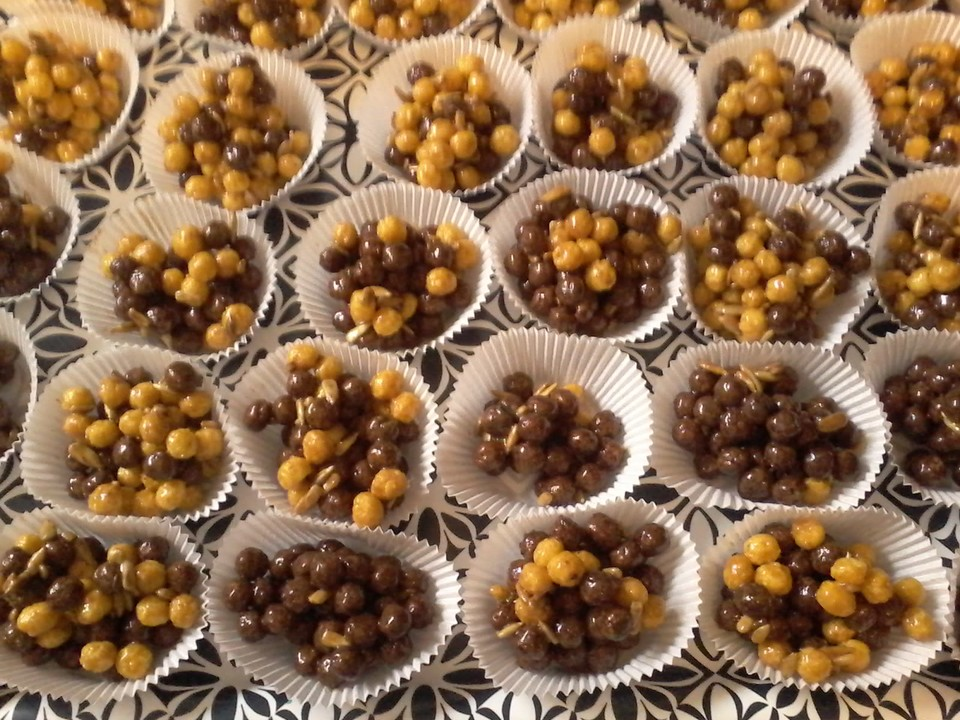 Honey Pops Kuchen Von Renesmee2008 Chefkoch De