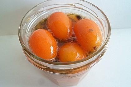 Eingelgte Kumquats