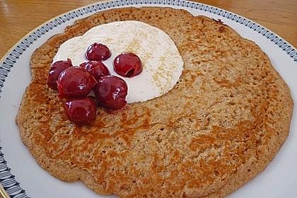 Fluffy Buttermilk Pancakes (Bild)