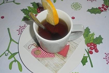 Pfefferminz - Ingwer Tee 5