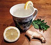 Pfefferminz - Ingwer Tee (Bild)
