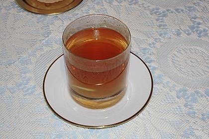 Pfefferminz - Ingwer Tee 6