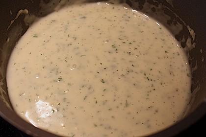 Karotten in weißer Sauce 8